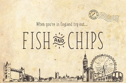 Fish and Chips Font