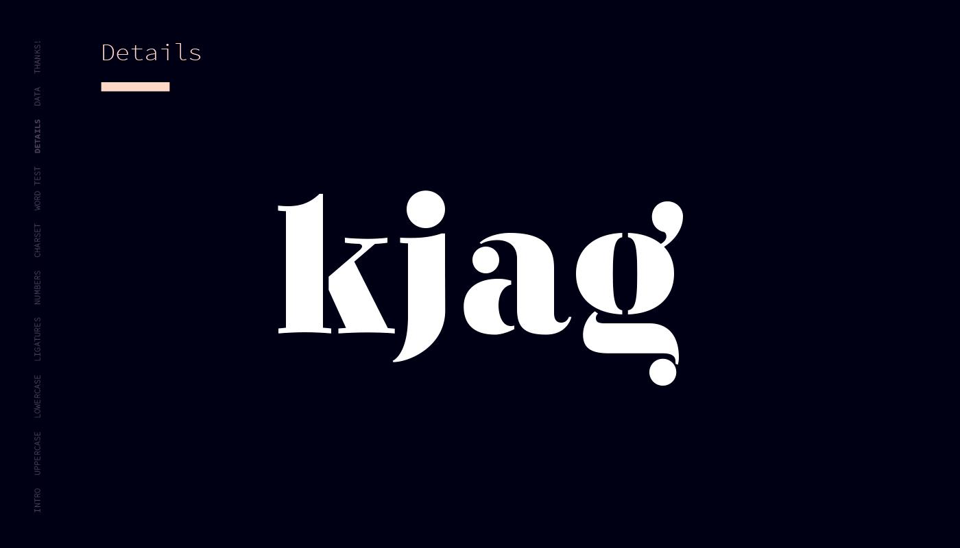 Regattia Font