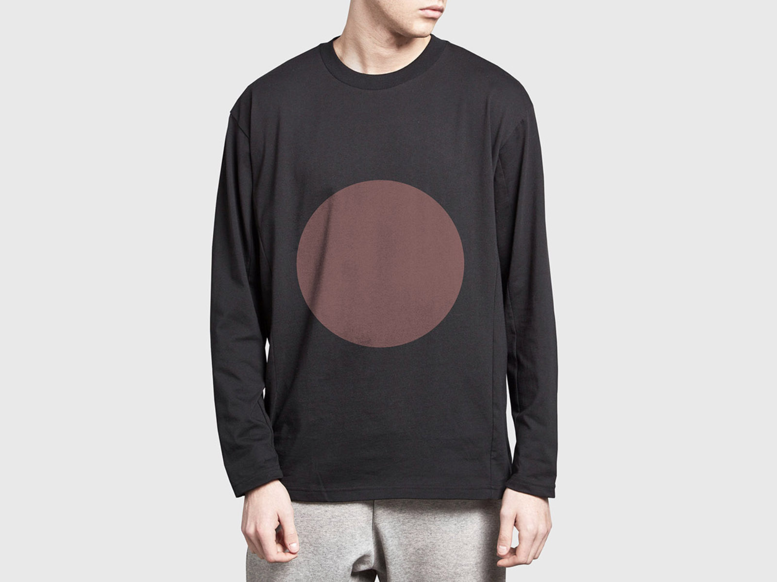 sweatshirt mockup for men