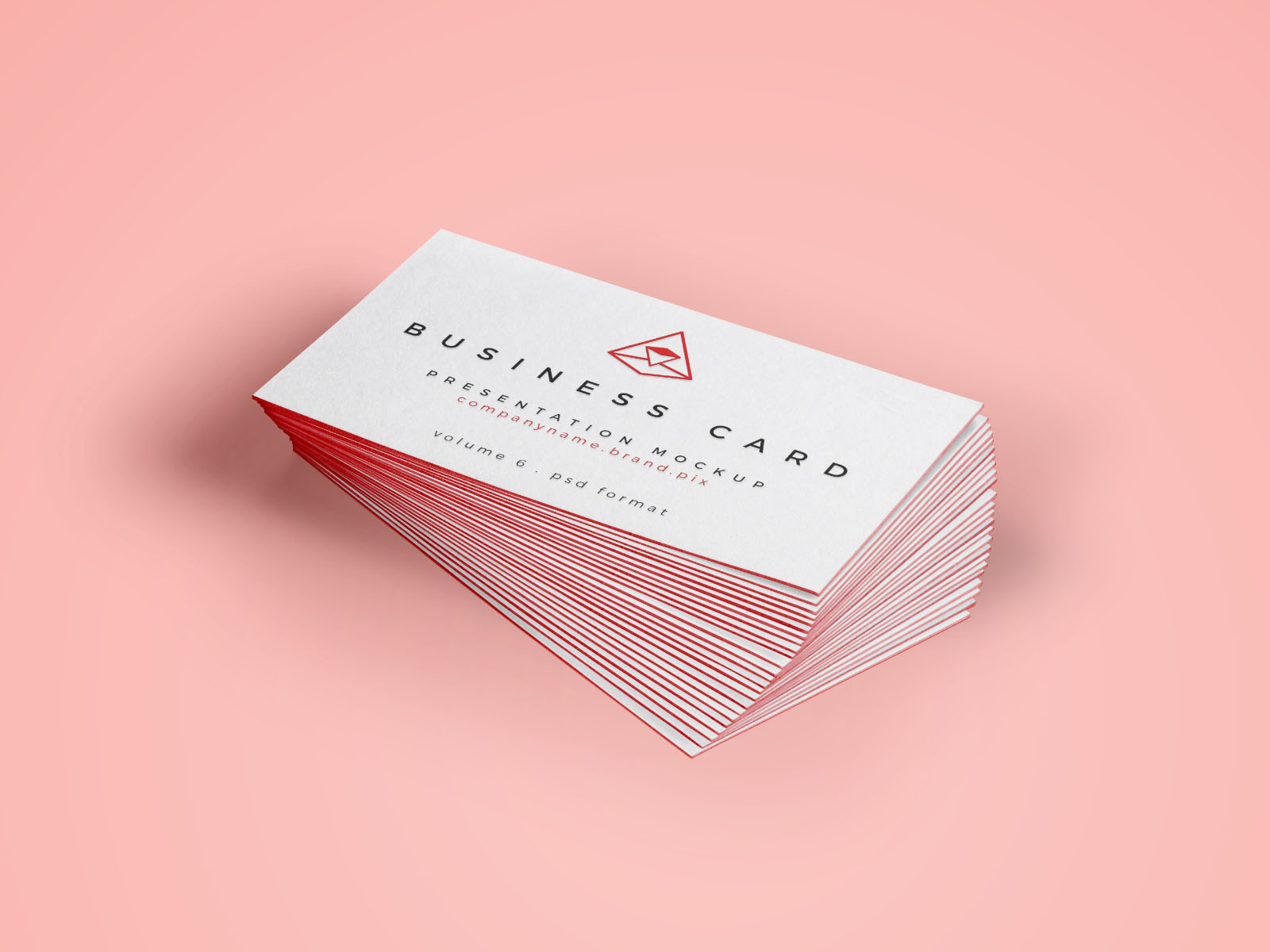 Smart Business Card Mockup