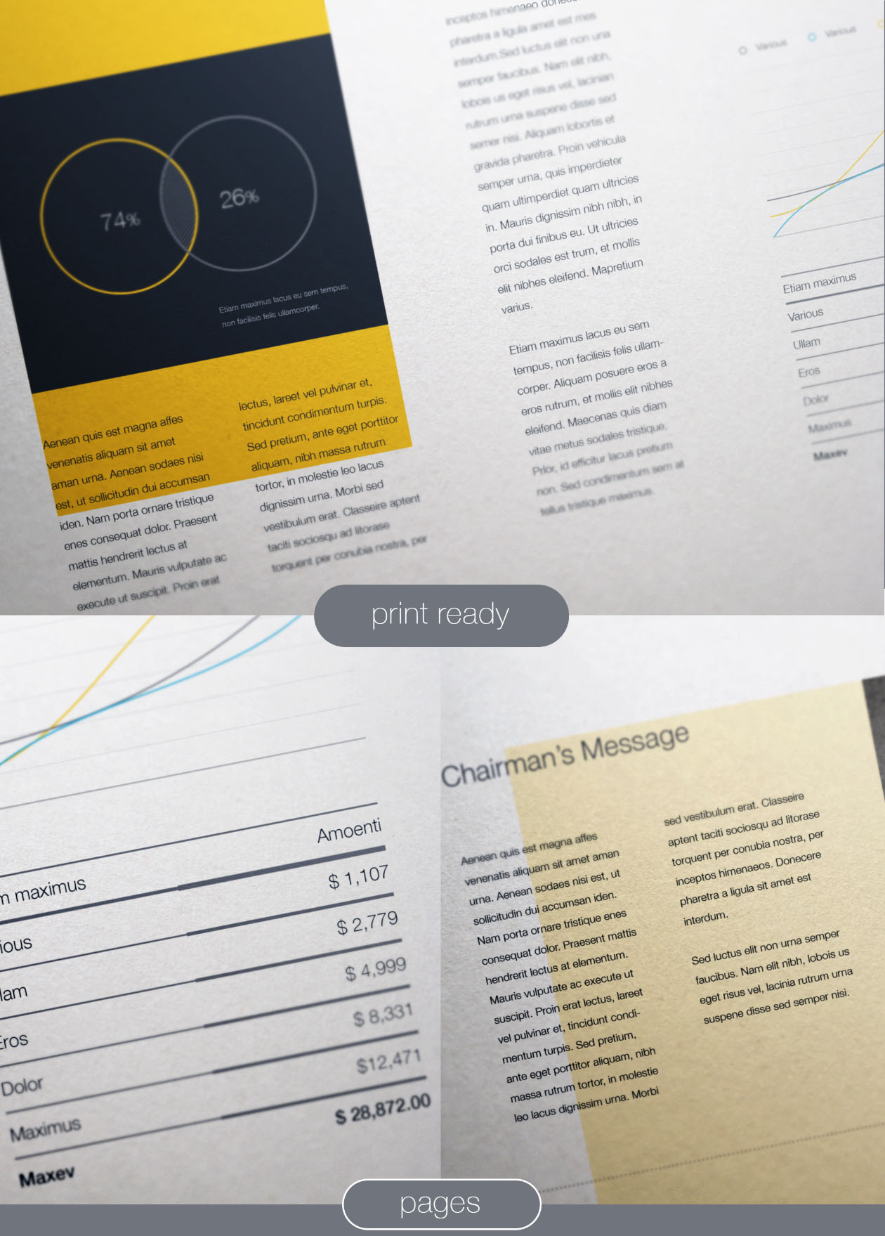 Free company profile template company profile template cheaphphosting Gallery