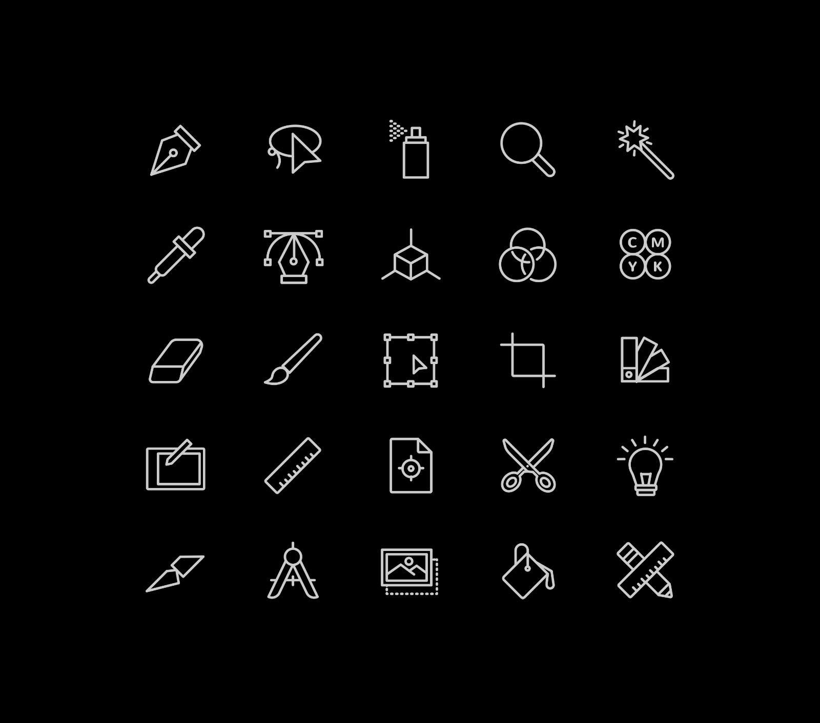 Free Graphic Design Icon