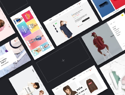 Free eCommerce Ui Template