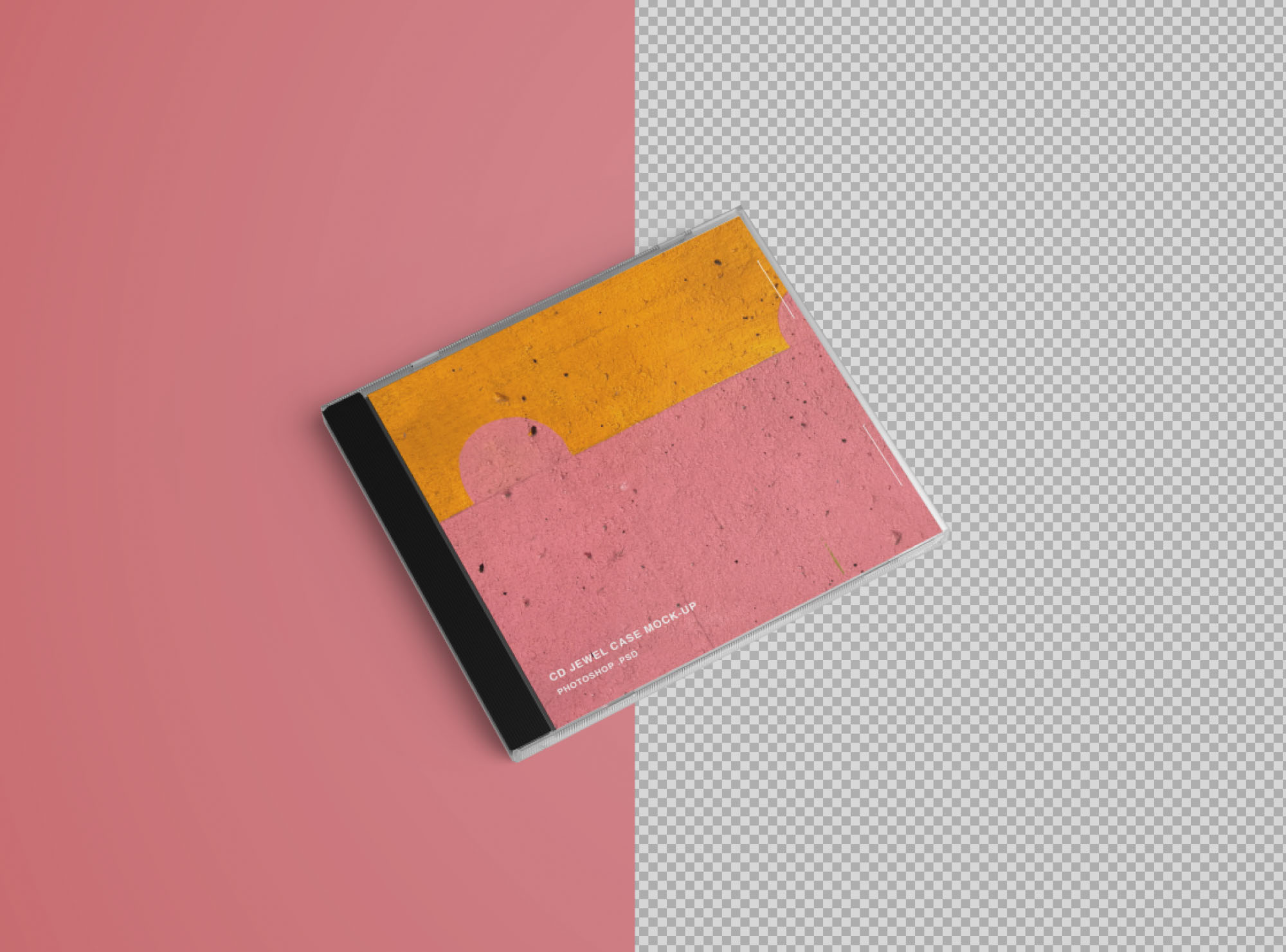Download 7 Free Cd Jewel Case Mockup Psd Yellowimages Mockups