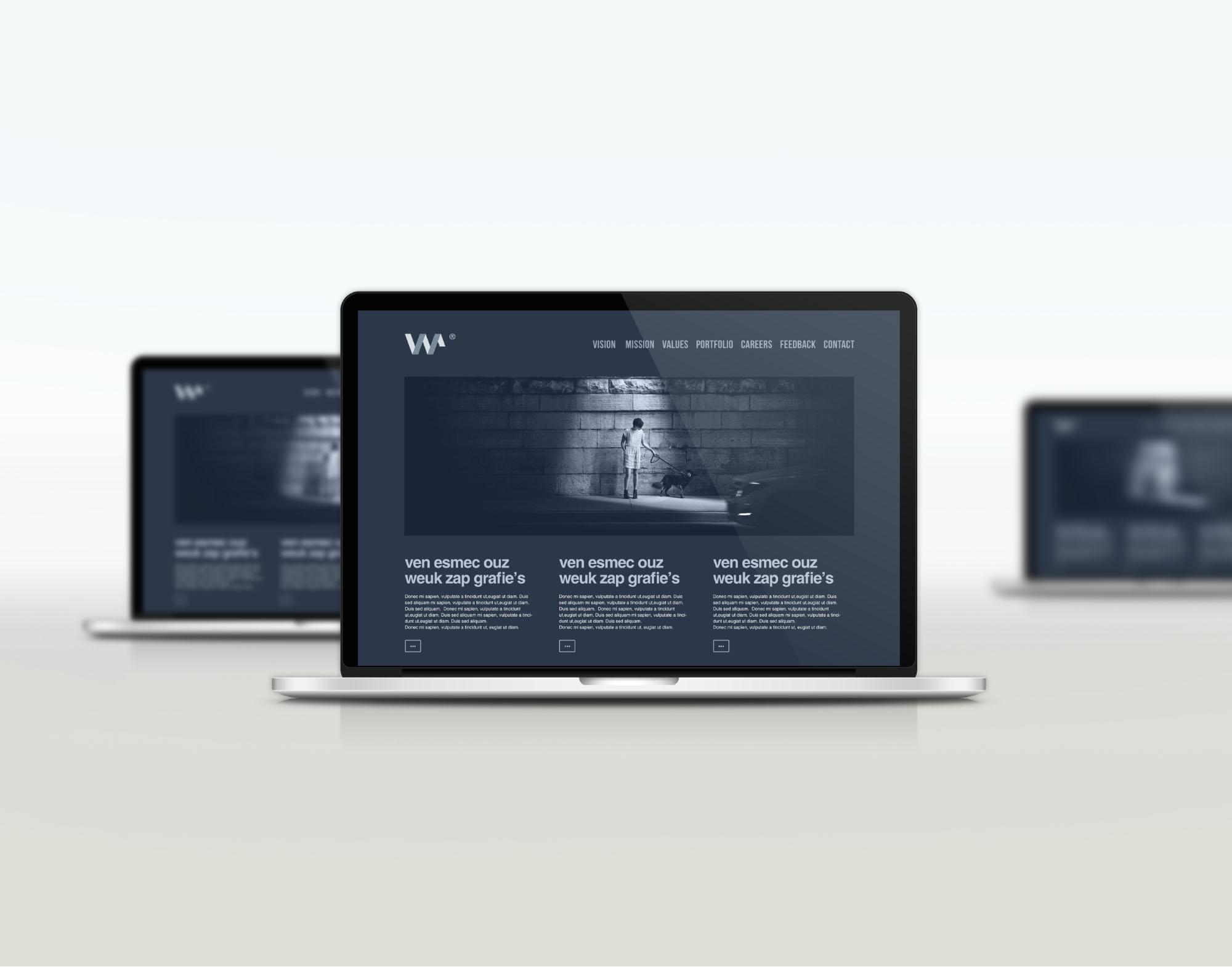Responsive Device Mockup - Mac pro