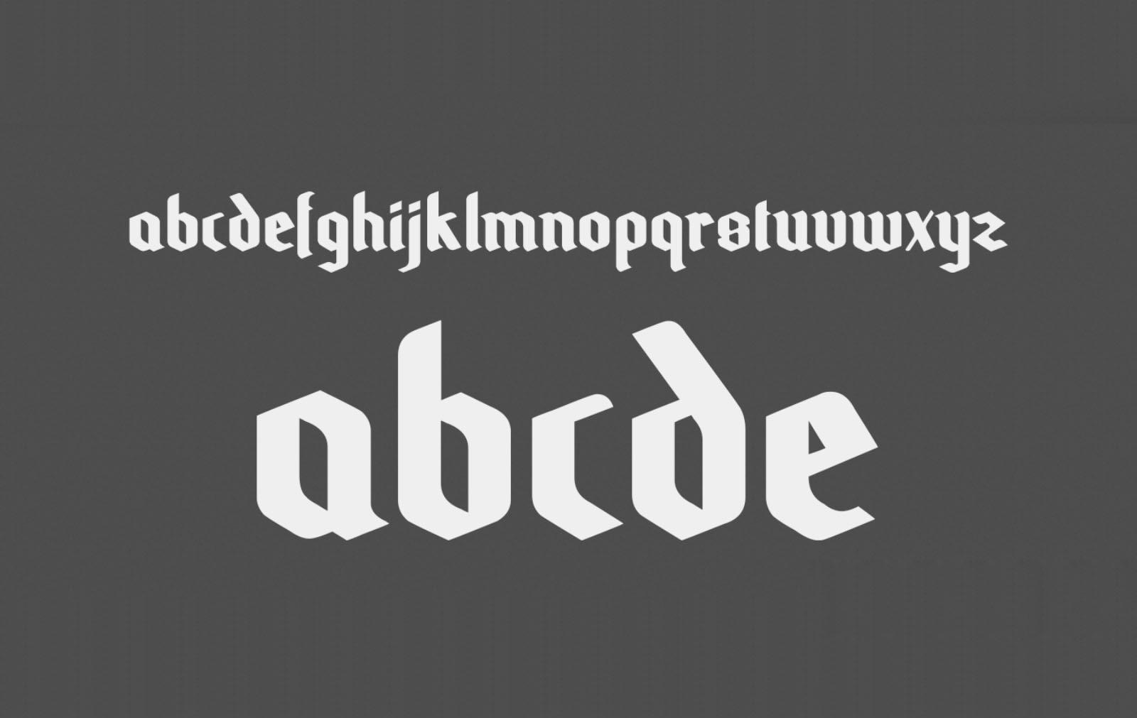 Odale Font