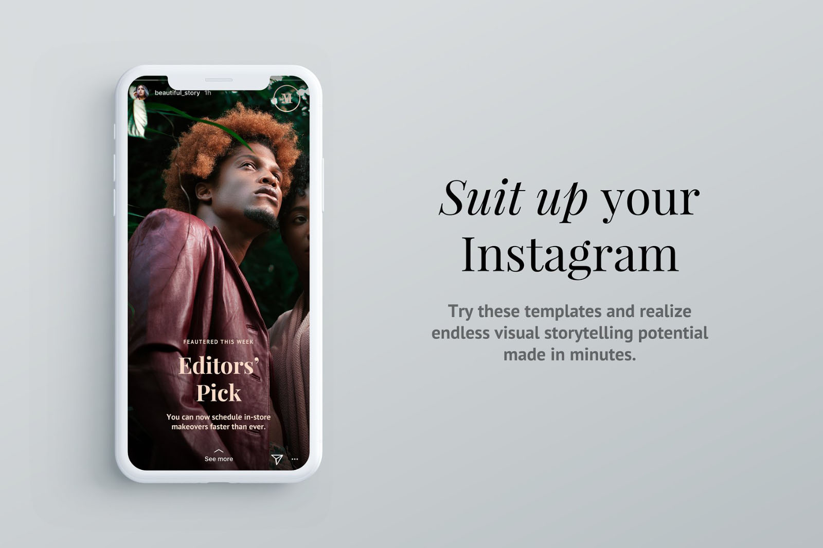 Napali Instagram Story Template