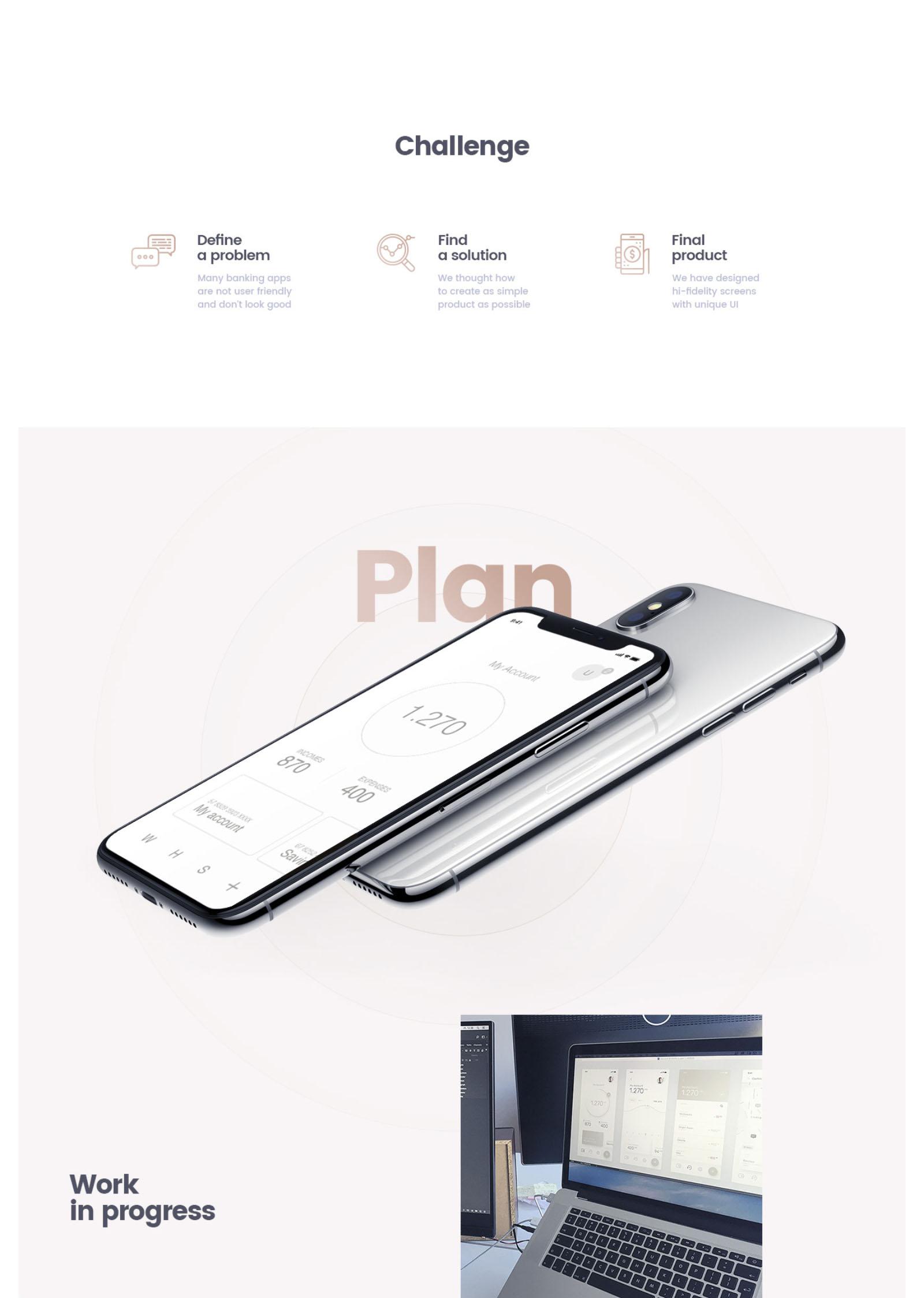 Banking Mobile App Ui
