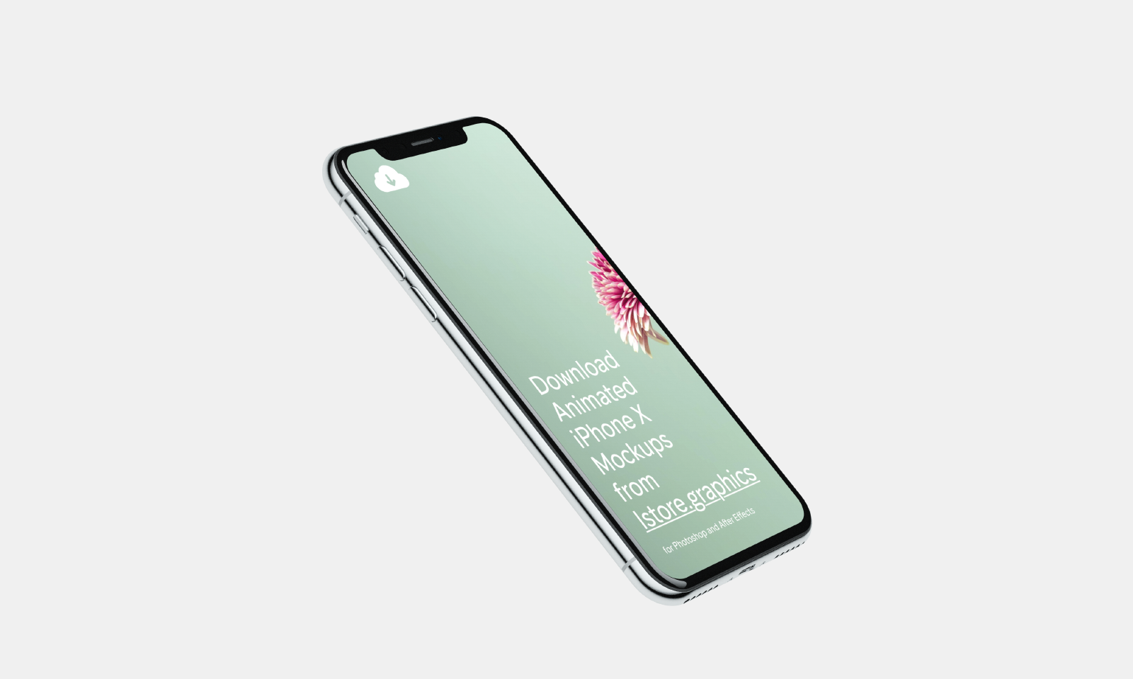 8 Free iPhone X Mockups for Sketch and Photoshop