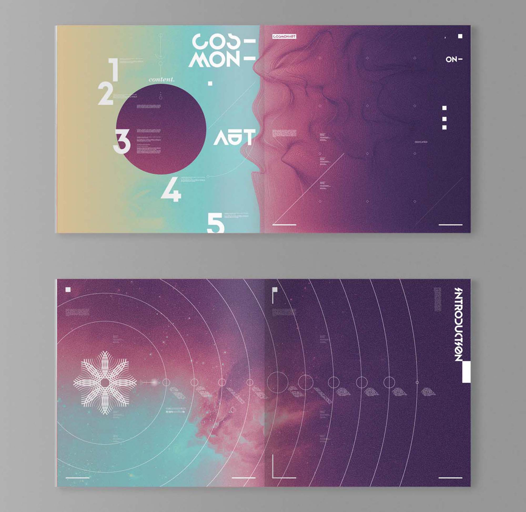 Cosmonaut Font 07