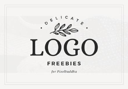 12 Free Feminine Logos