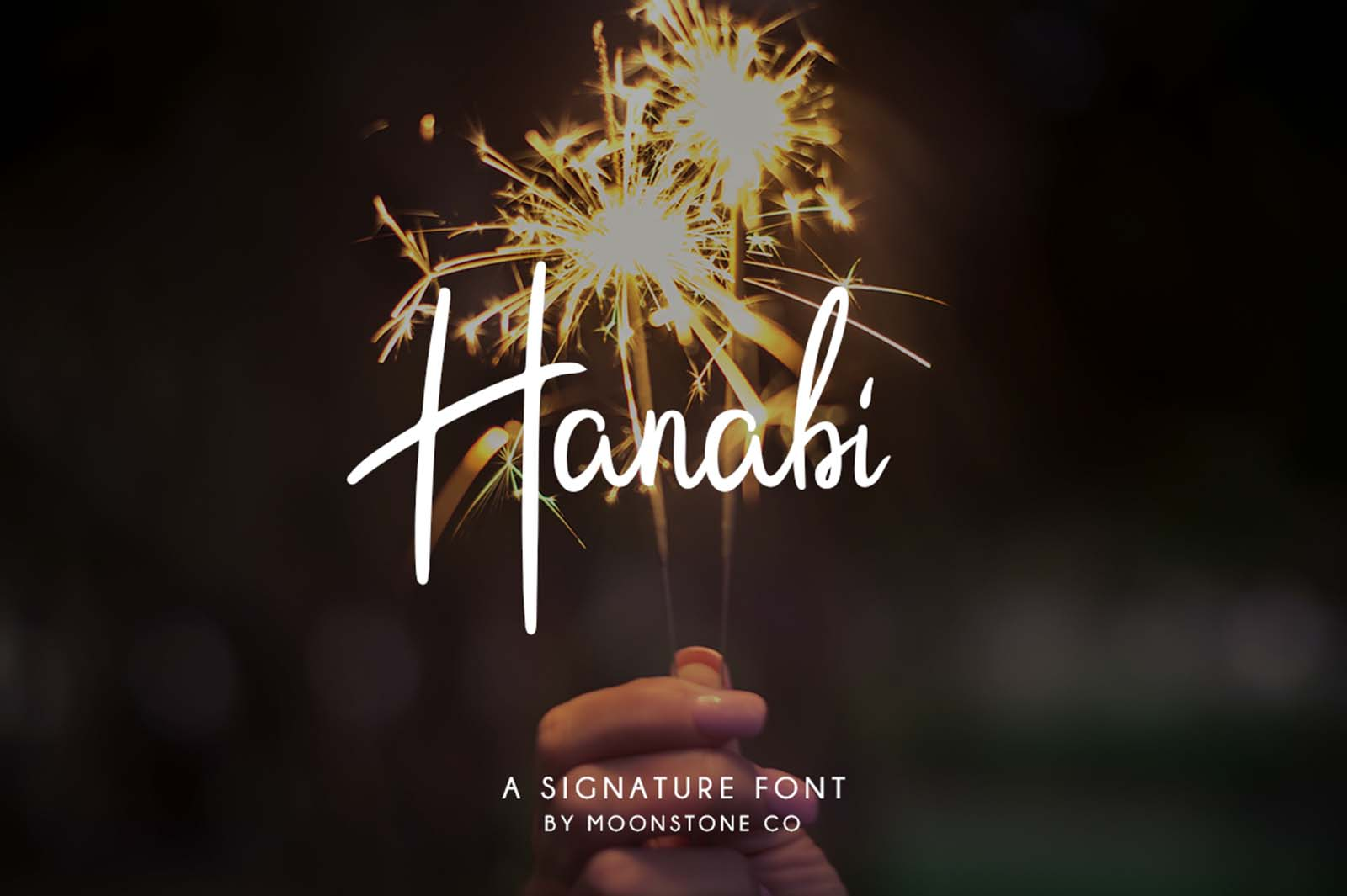 Hanabi Font