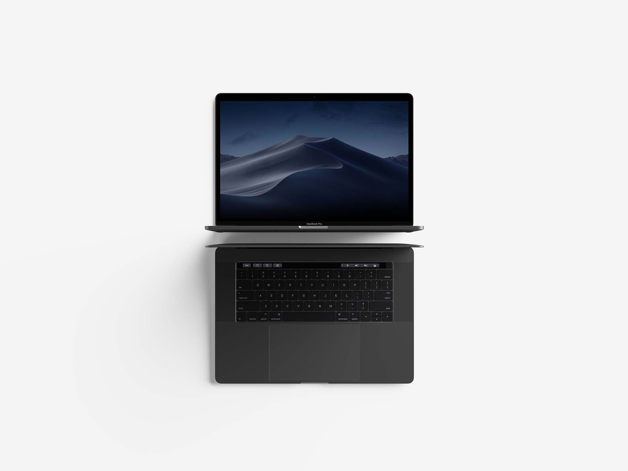 Macbook Laptop Mockup