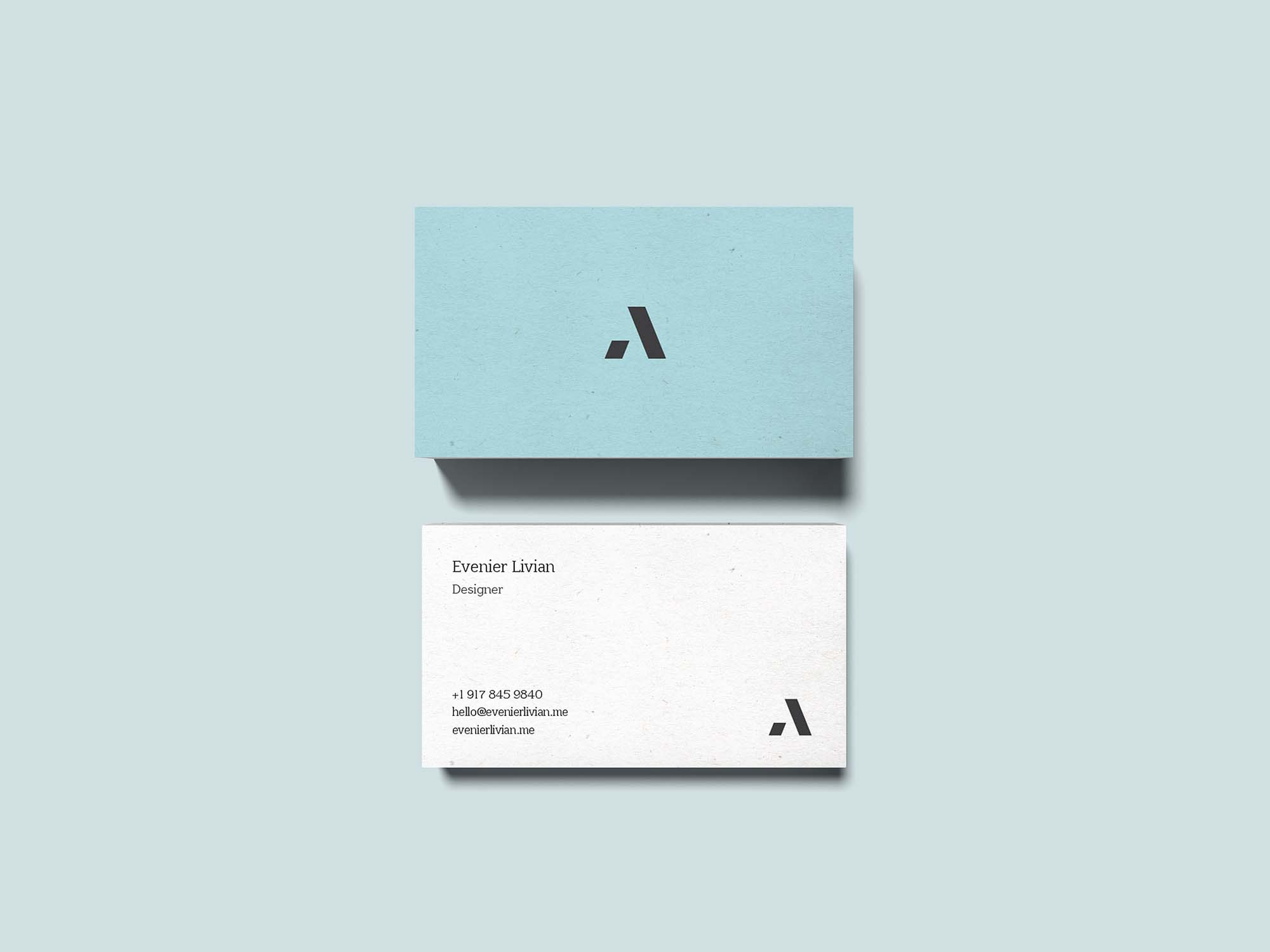 business card template - Free Digital Business Card