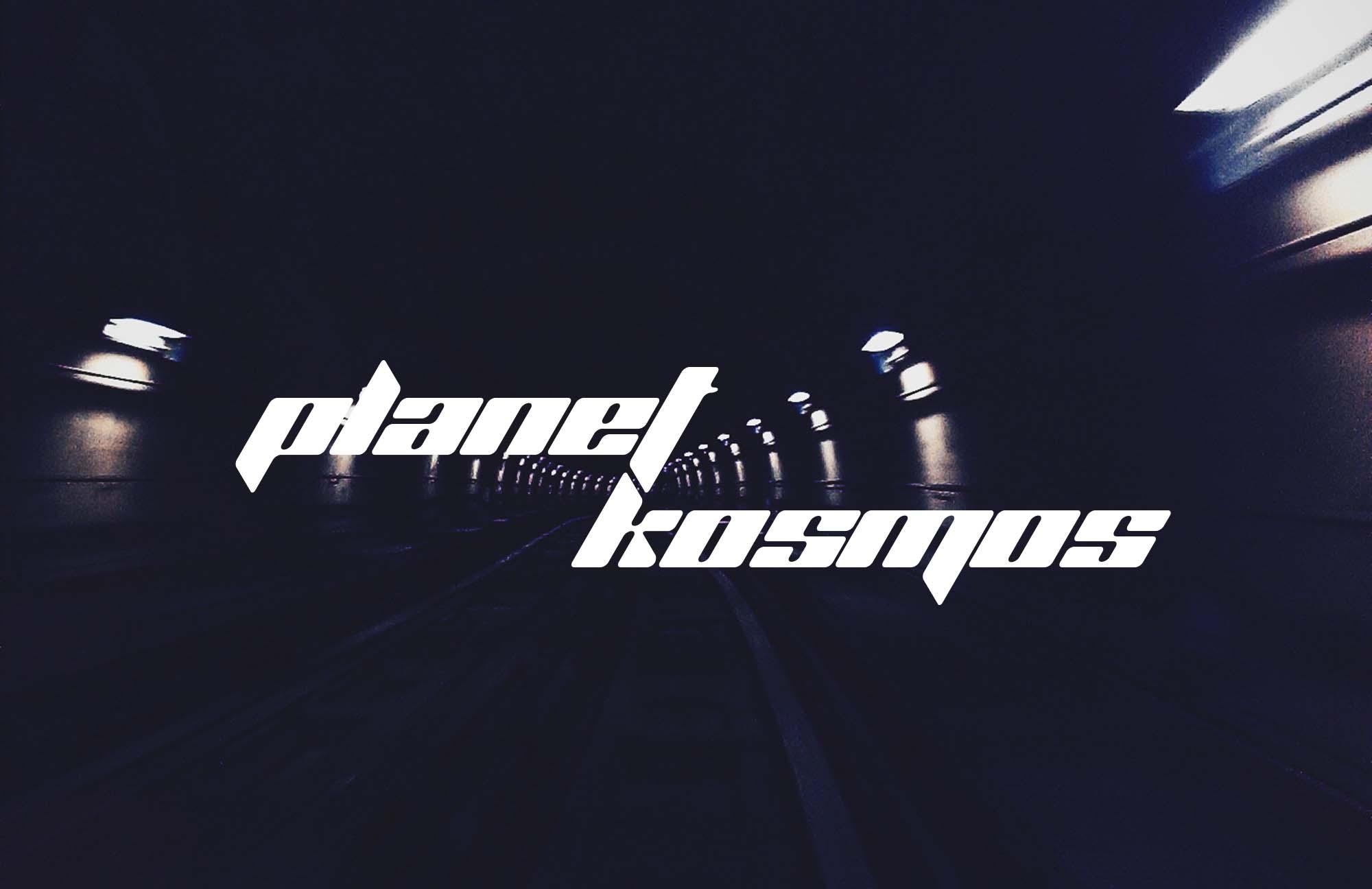 Planet Kosmos Font