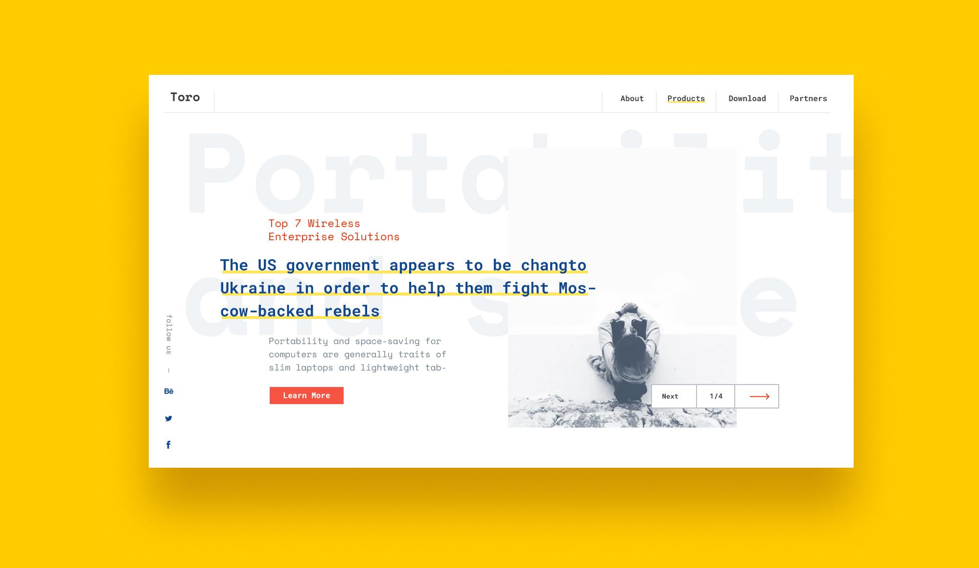 Web Layout Templates
