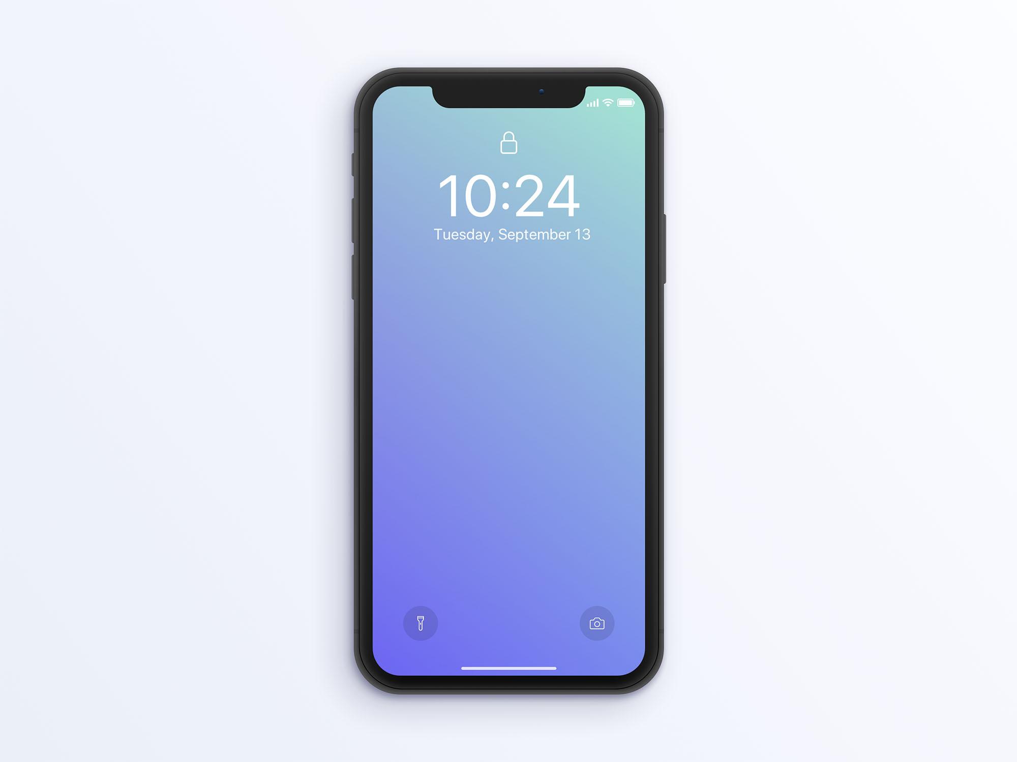 free iphone mockup psd