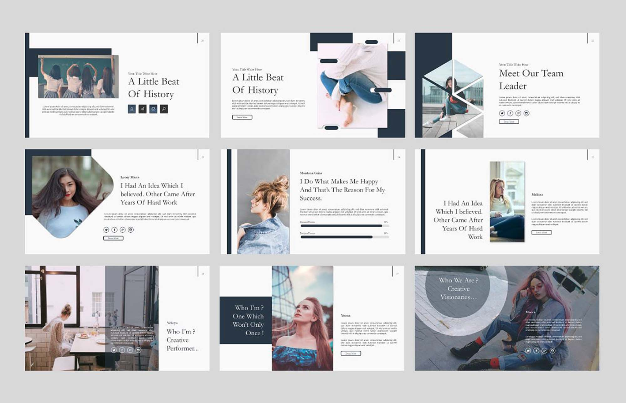Ailie free powerpoint presentation template ailie powerpoint presentation ailie powerpoint presentation toneelgroepblik Image collections