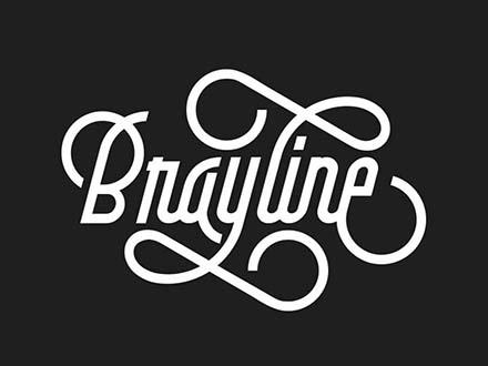 Brayline Free Font
