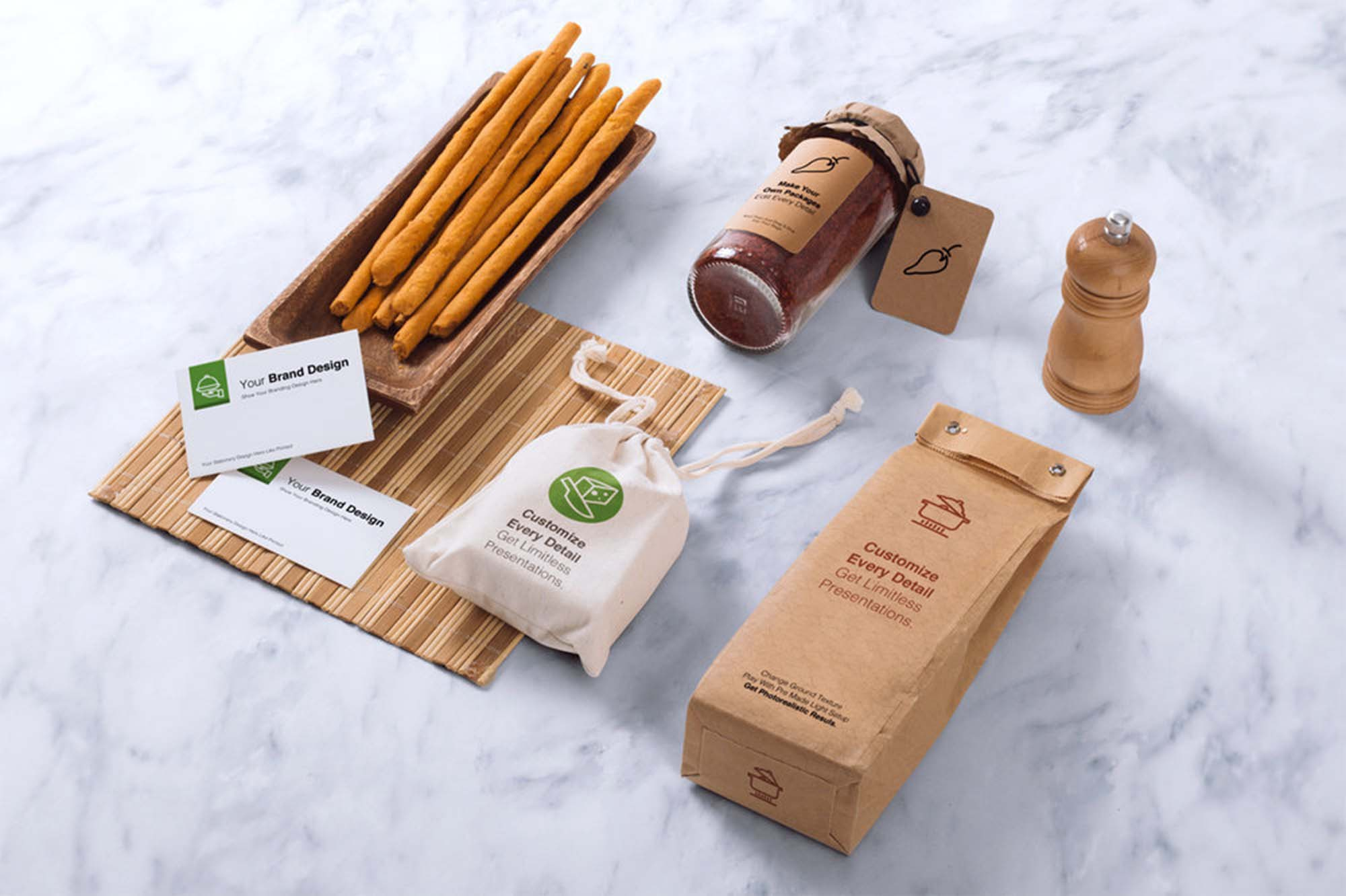 Coffee Mockup Pack