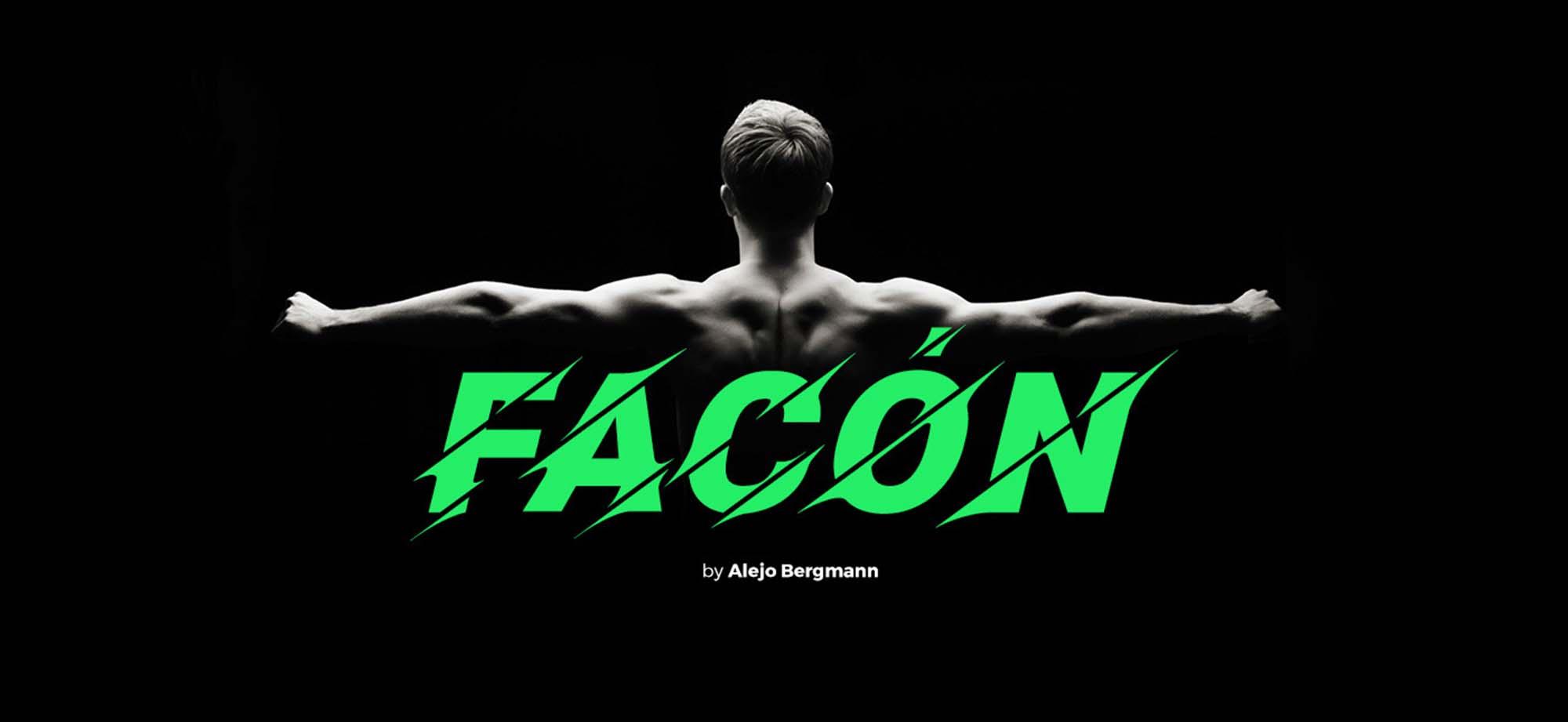 Facon Font