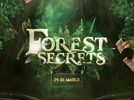Forest Secrets Text Effect