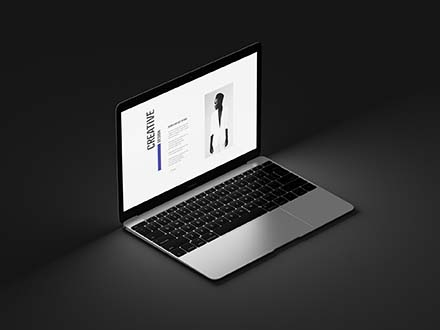 Free Macbook Mockup