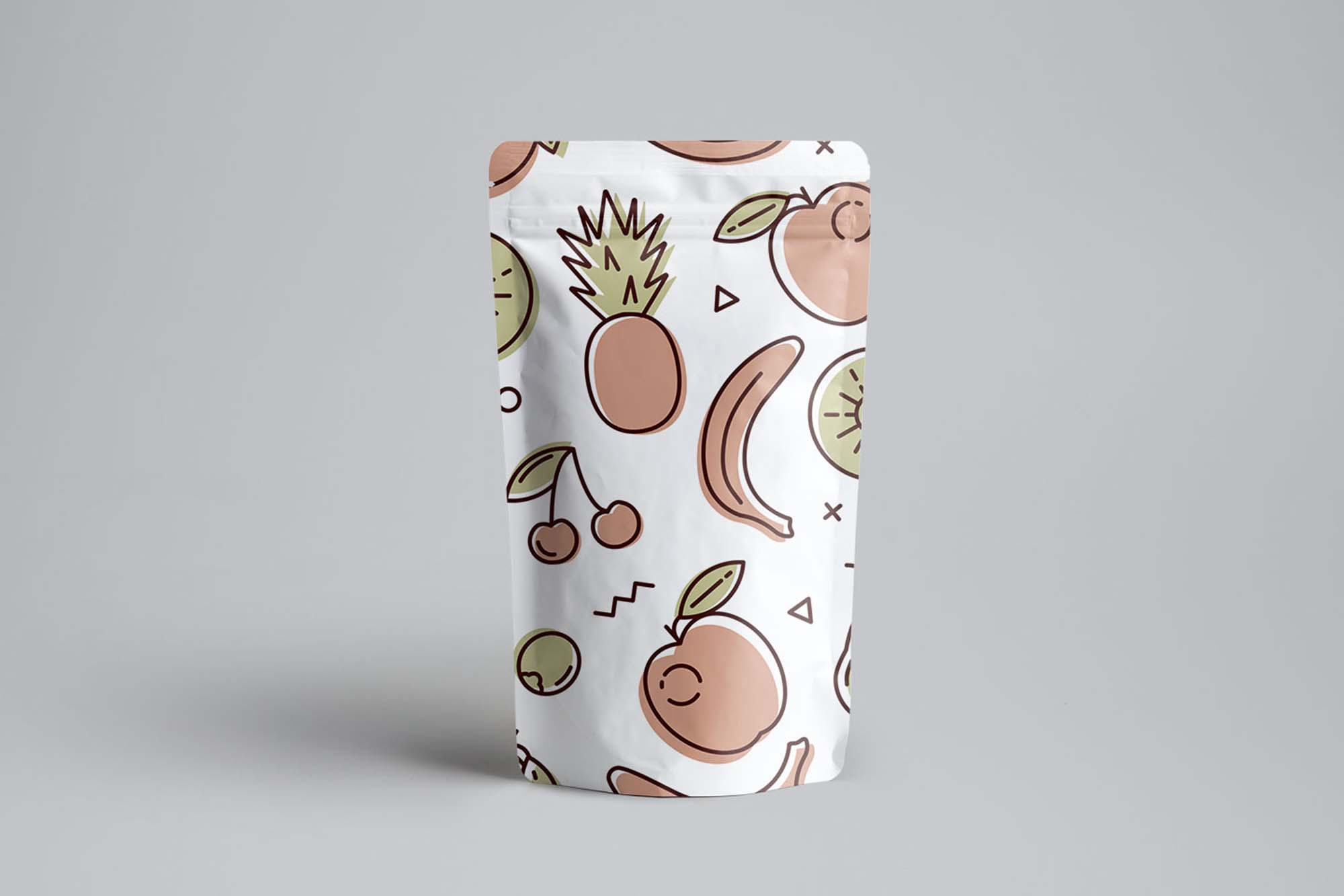 Fruit Vector Pattern