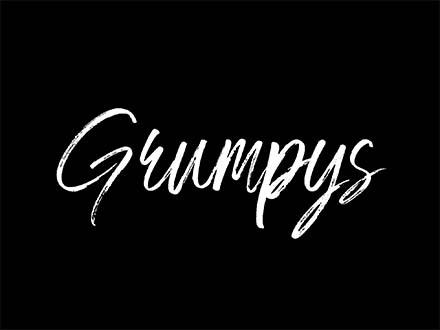 Grumpys Free Font