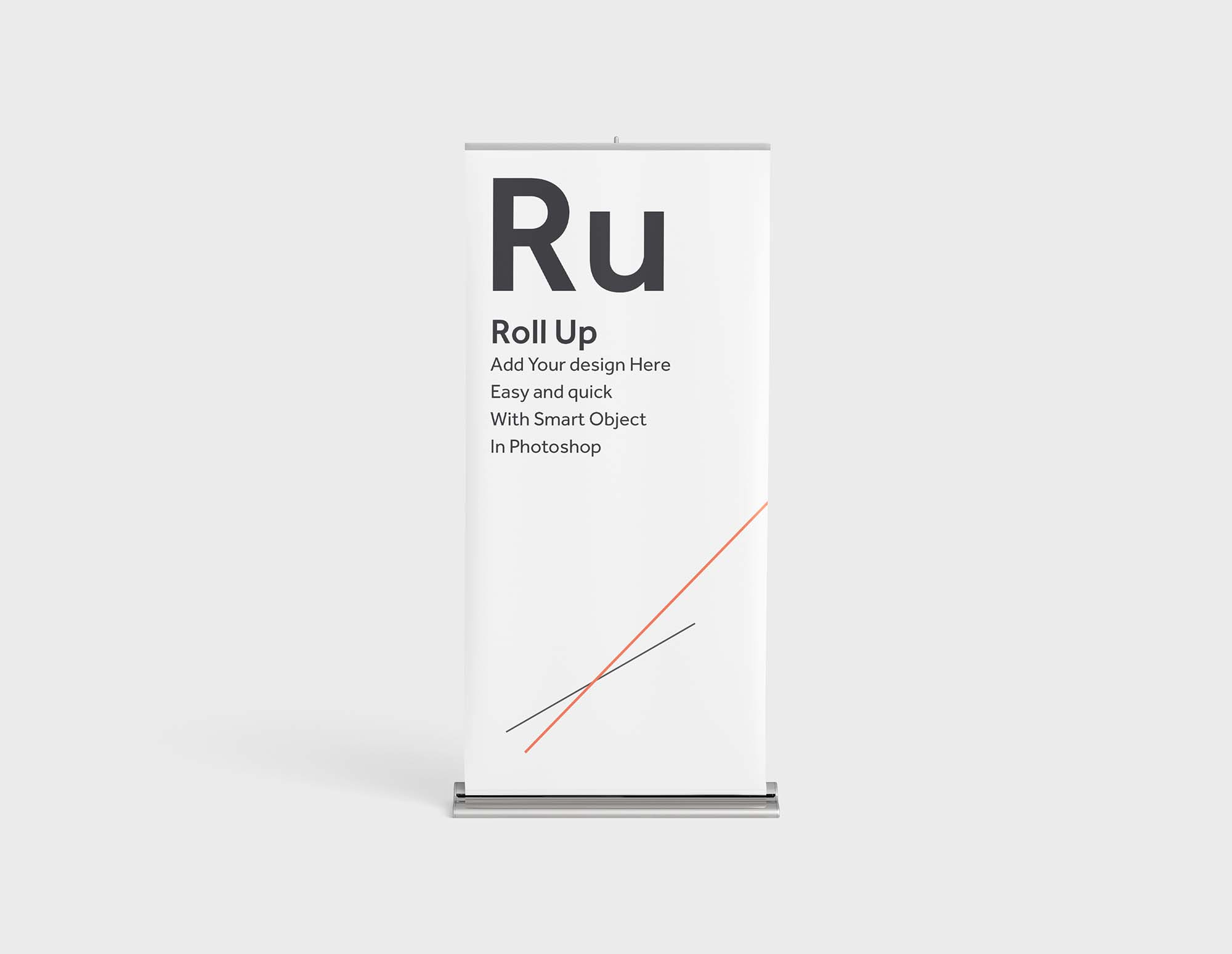 Free Rollup Mockup
