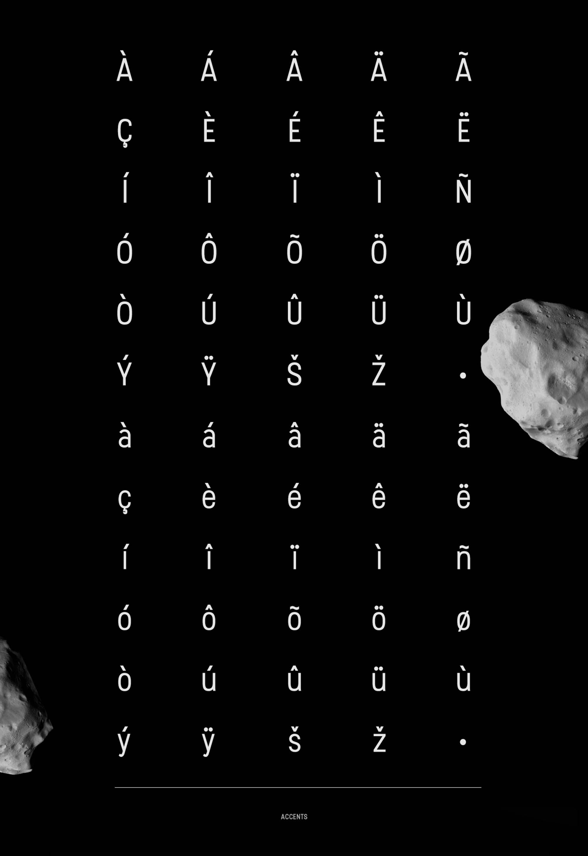 Stellar Font