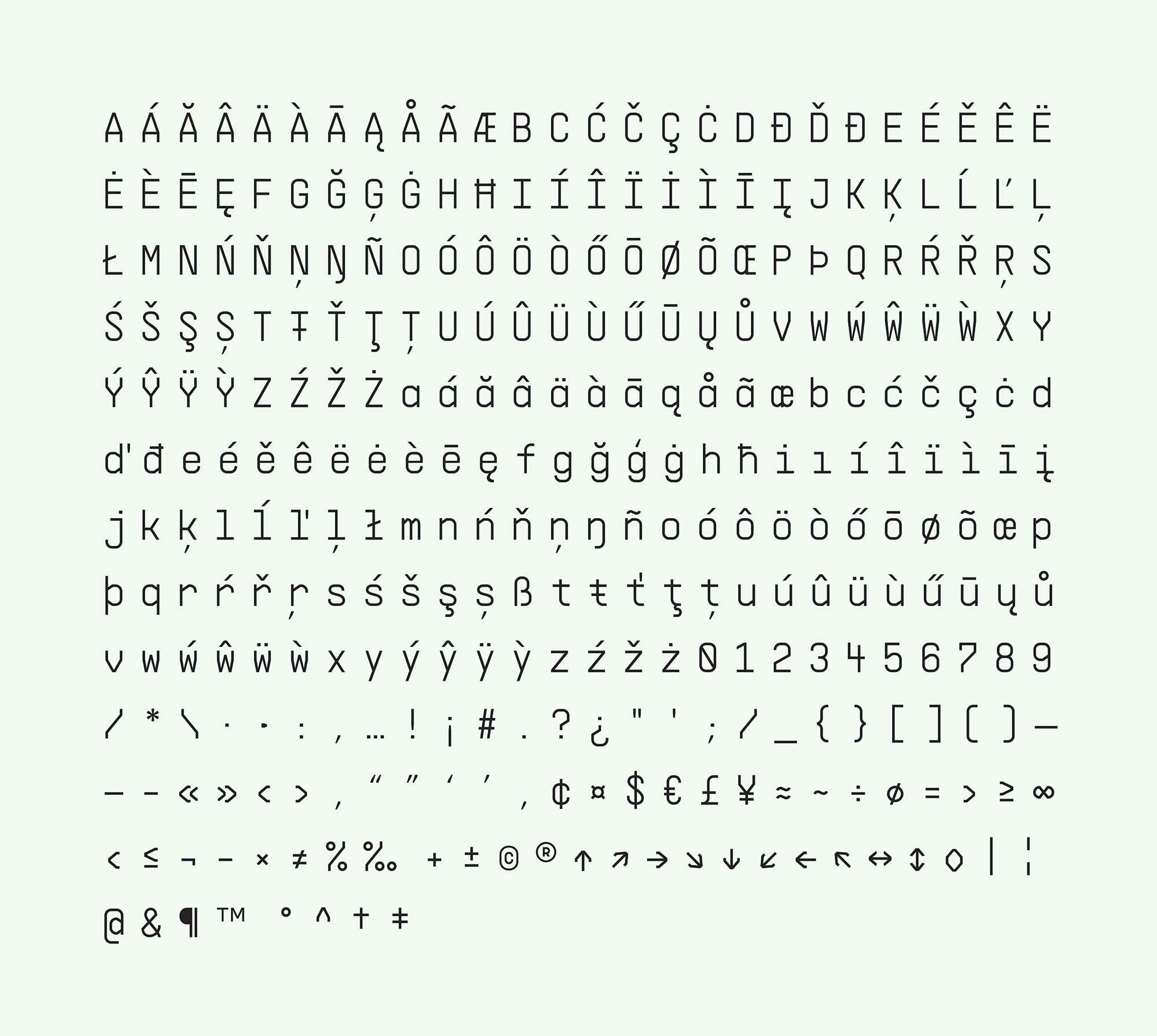 Supply Mono Font