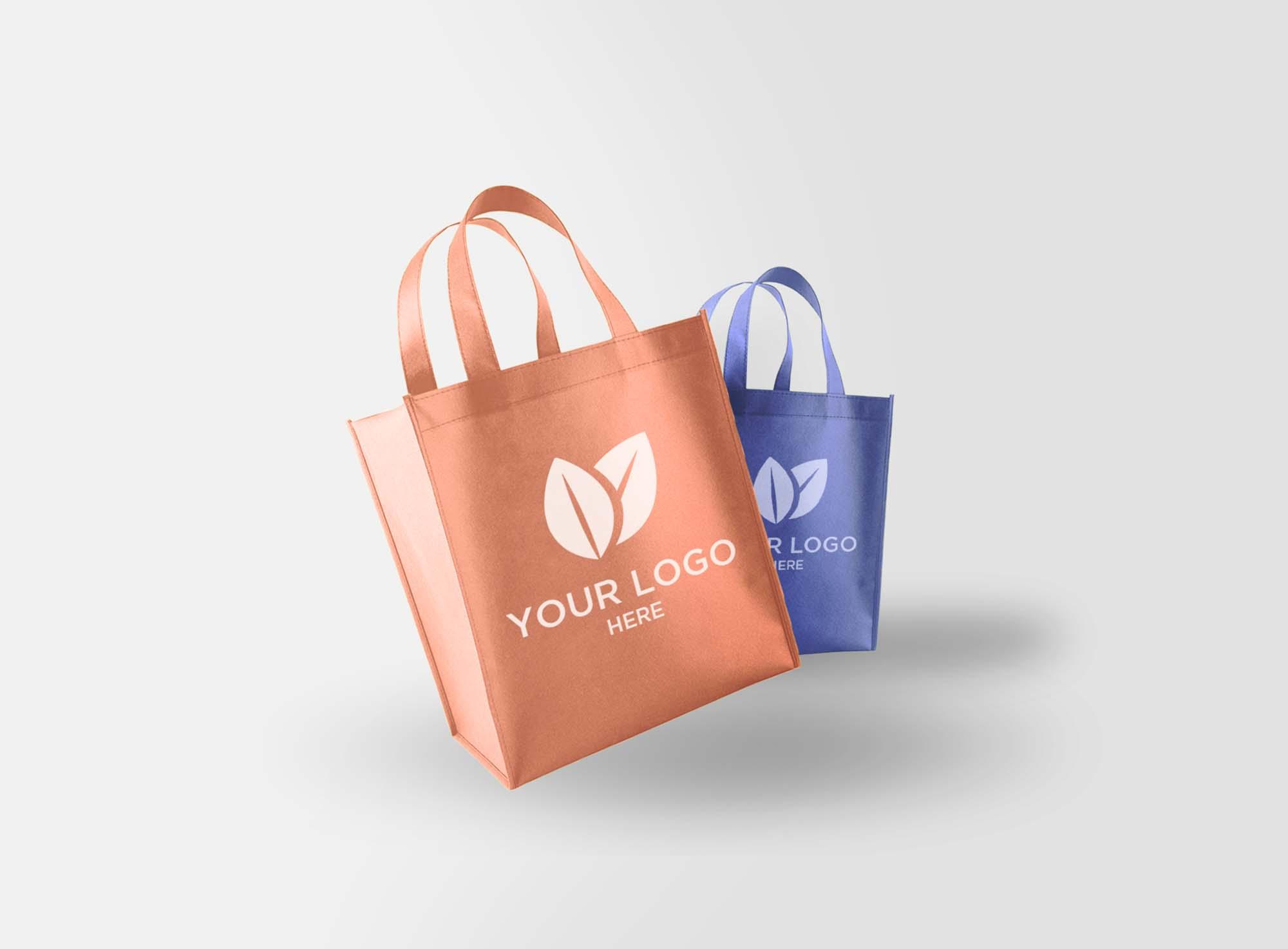 Eco Friendly Bag Mockup