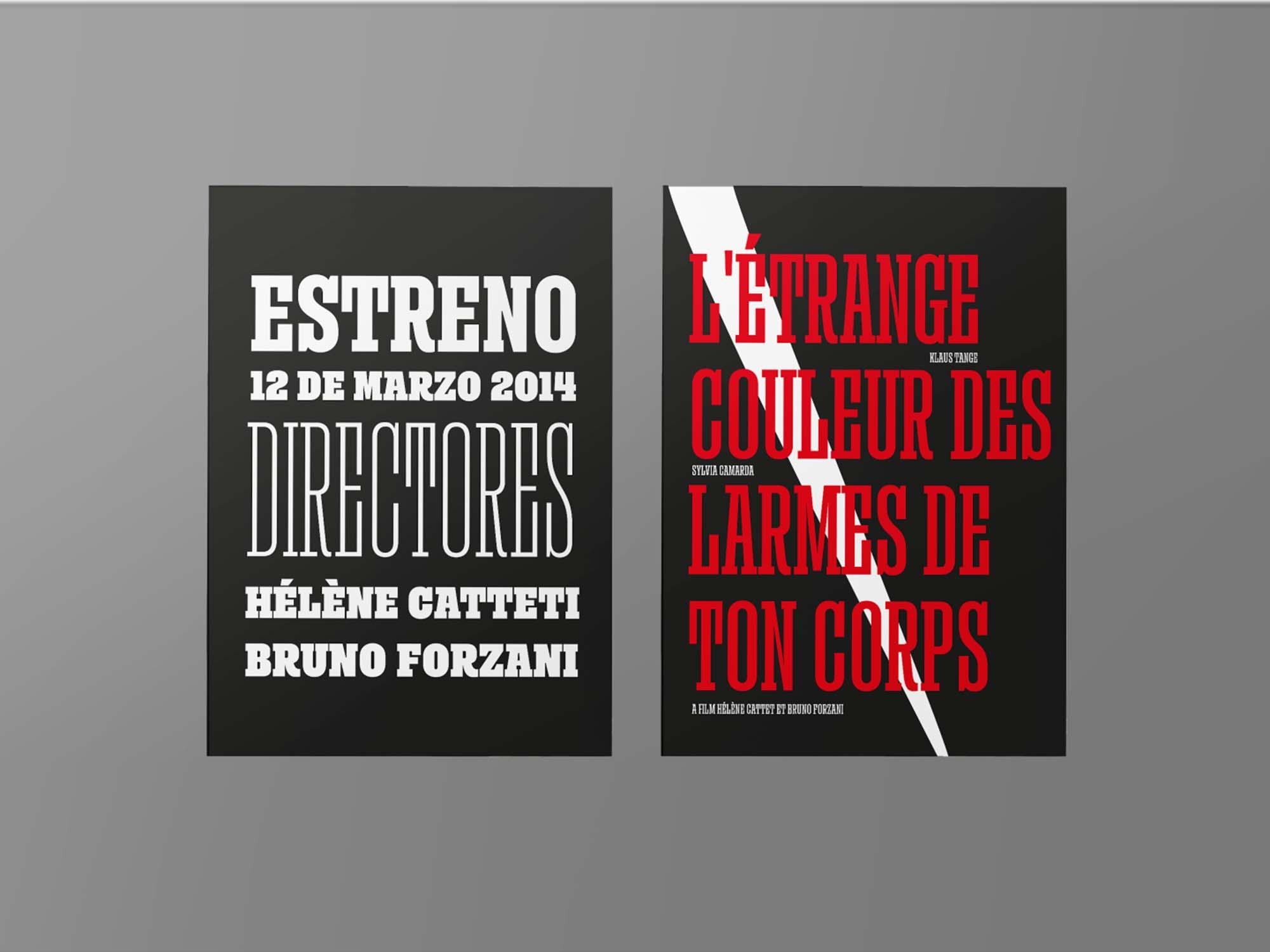 Rita Font Posters