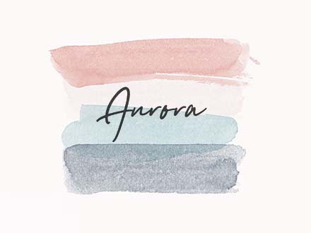Aurora Watercolor Brushes