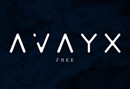 Avayx Font