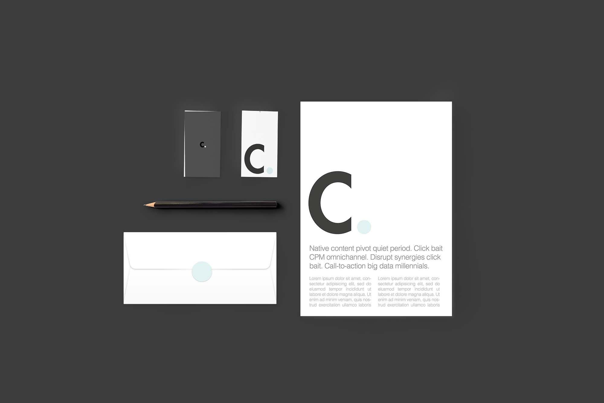 Branding & Identity Mockup