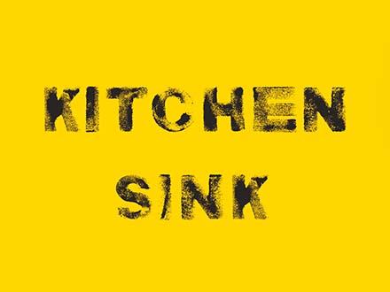 Kitchen Sink Typeface