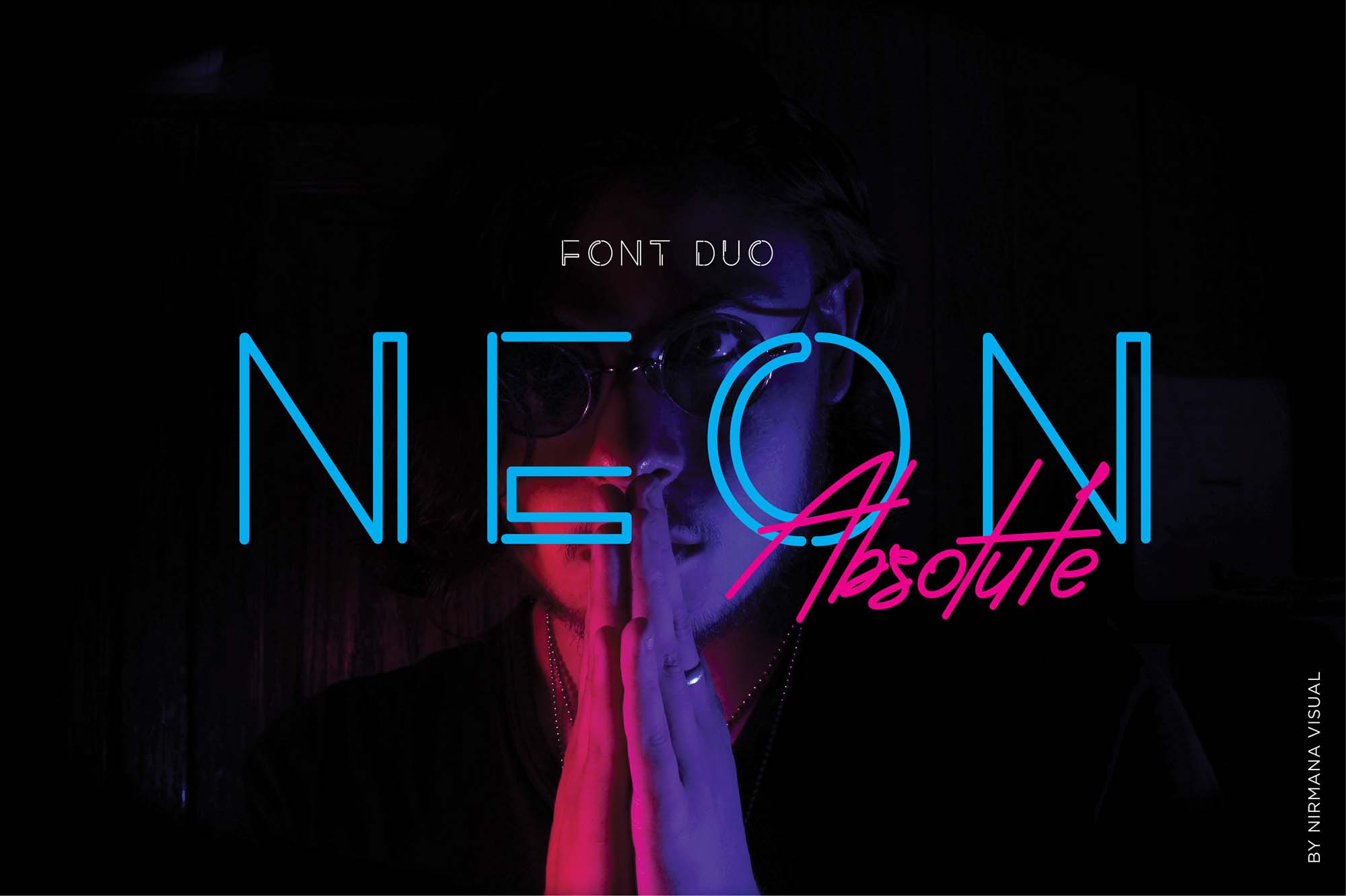 Neon Absolute Font