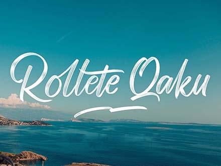 Rolette Qaku Font