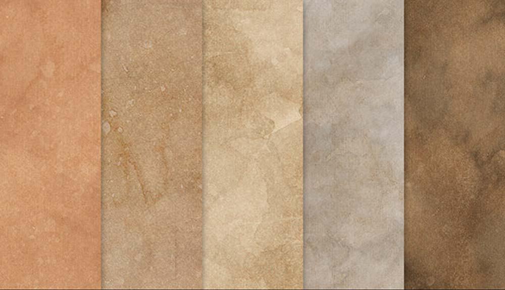 Coffee Paper Textures