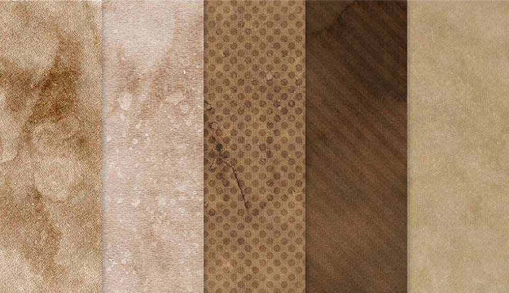 Coffee Paper Textures