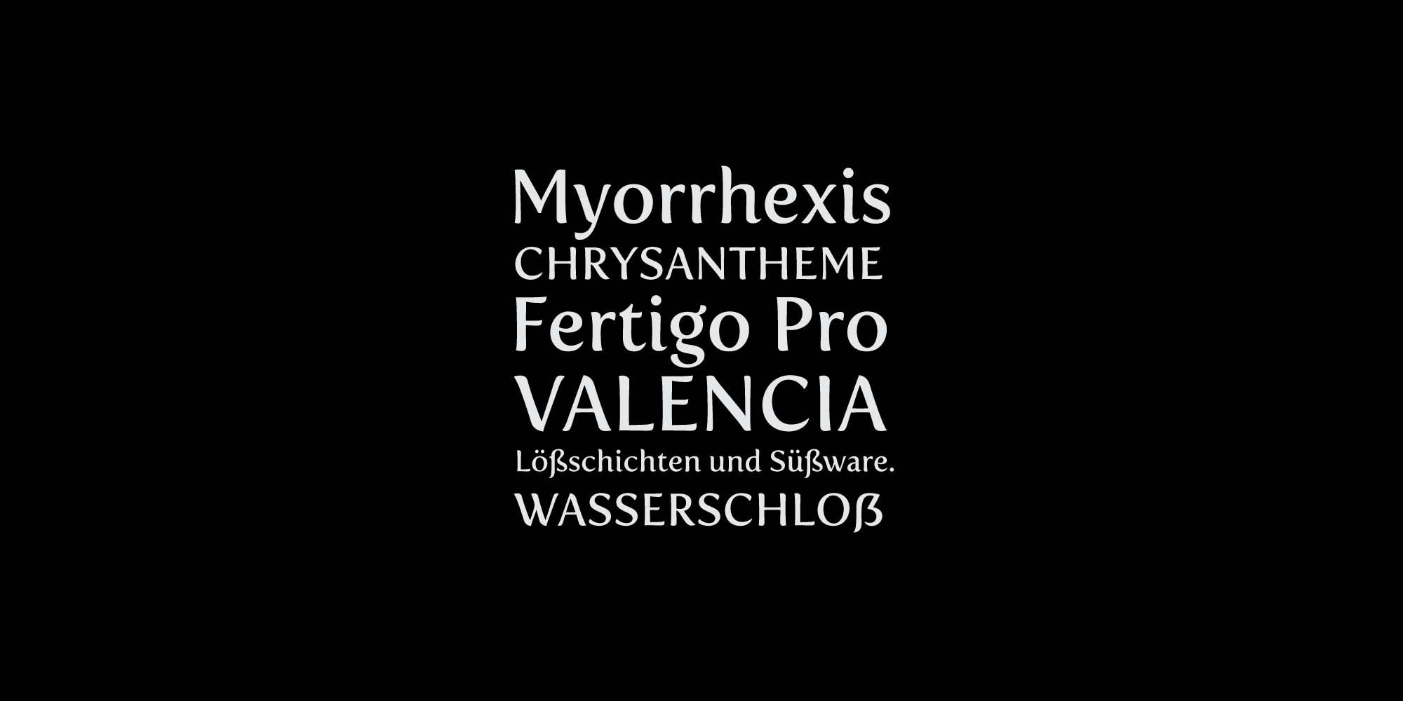 Fertigo Font