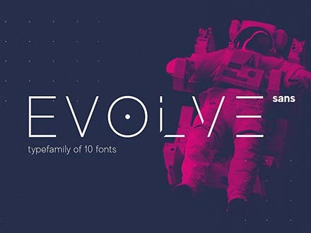Made Evolve Font Family
