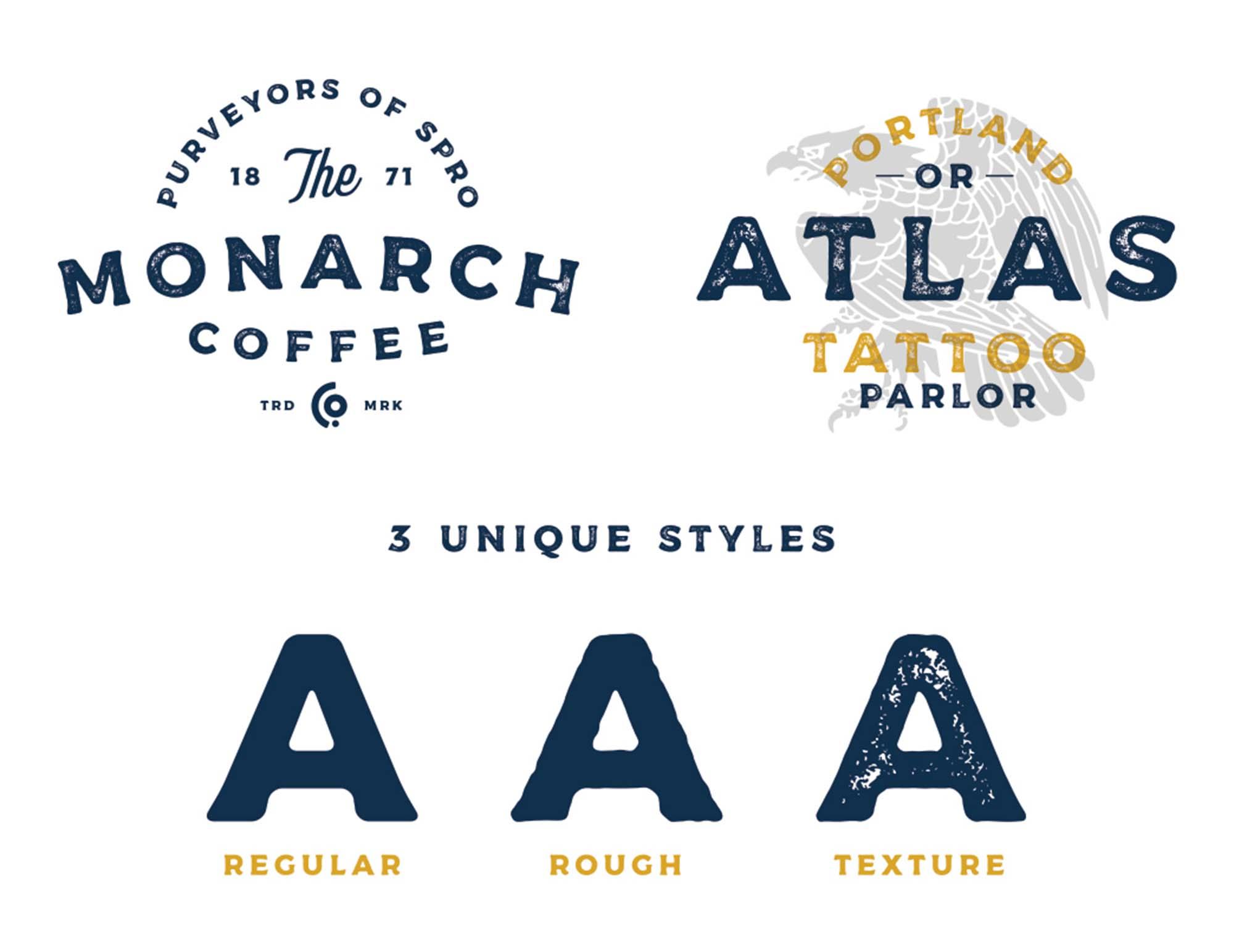 Messenger Font Styles