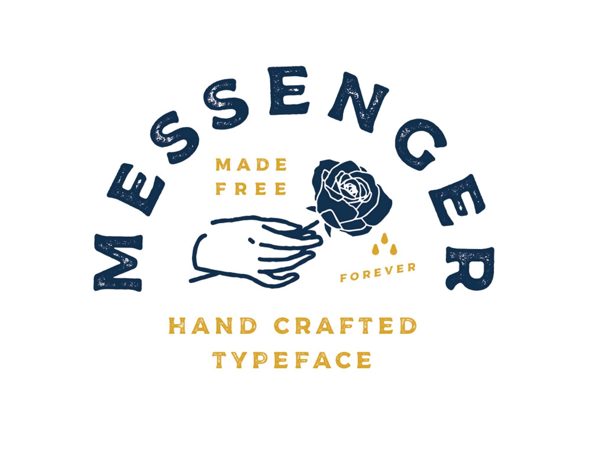 Messenger Font