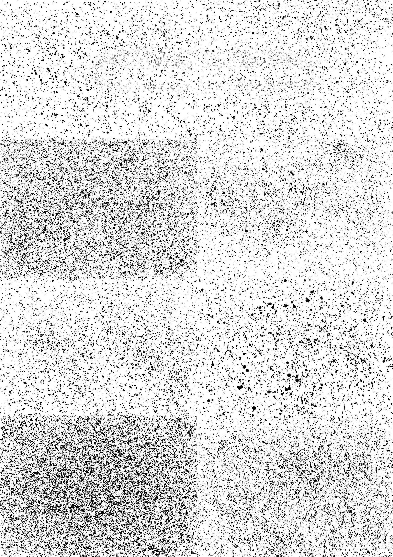 Sprayed Vector Textures