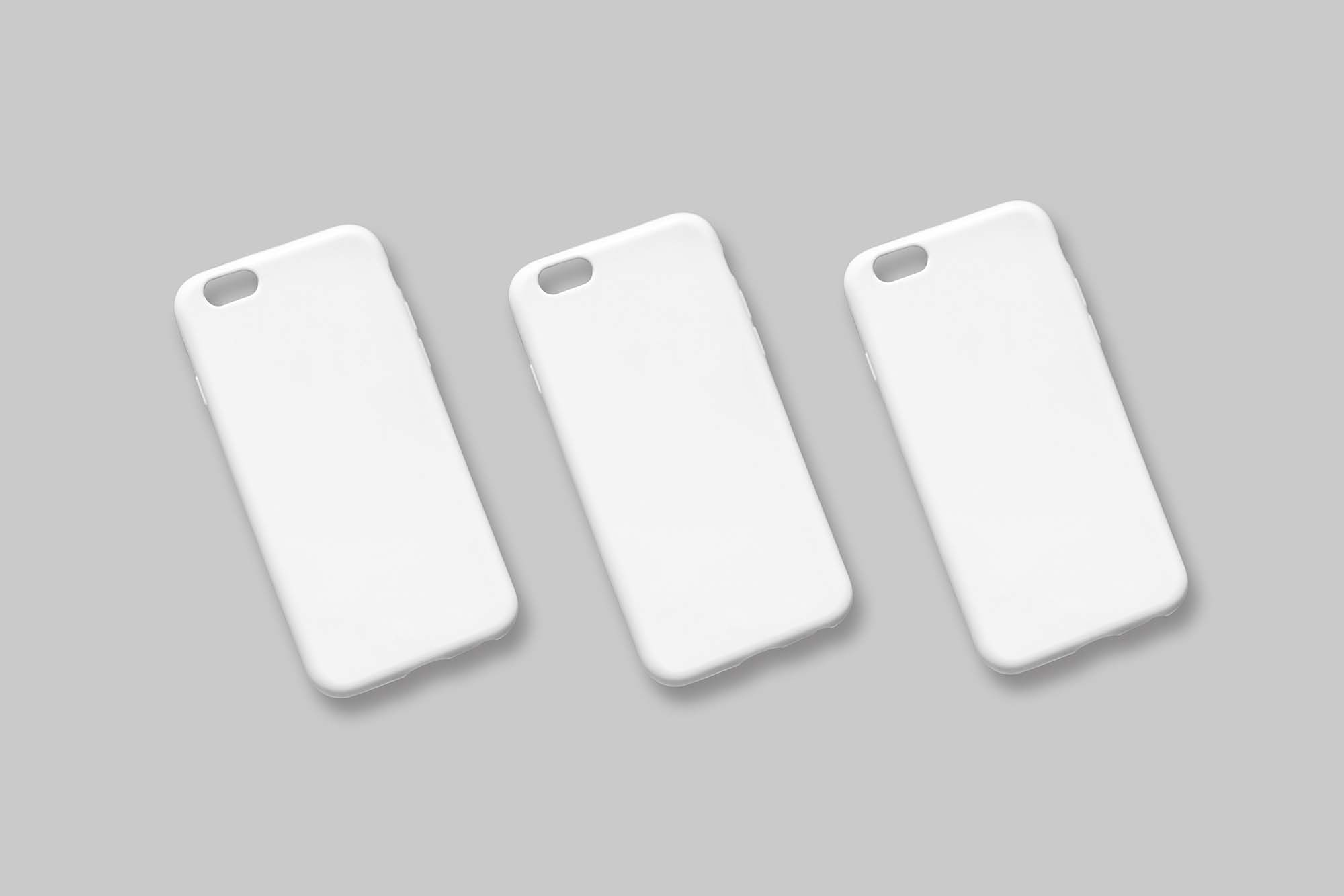iPhone Case Mockup