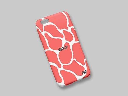 iPhone Case Mockup