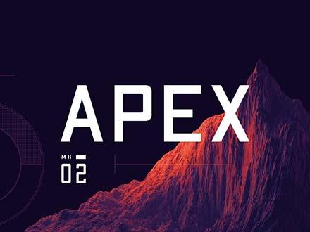 Apex MK2 Font